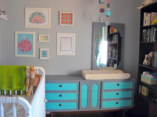 Pinterest: habitaciones para bebés | Mamas y Bebes Blog