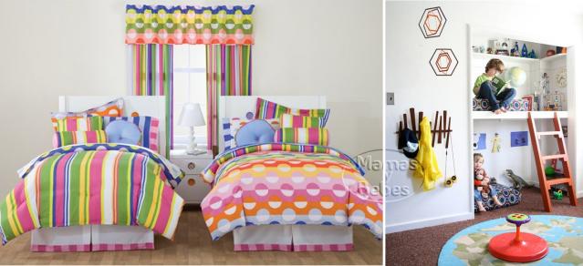 Pinterest: habitaciones infantiles II | Mamas y Bebes Blog