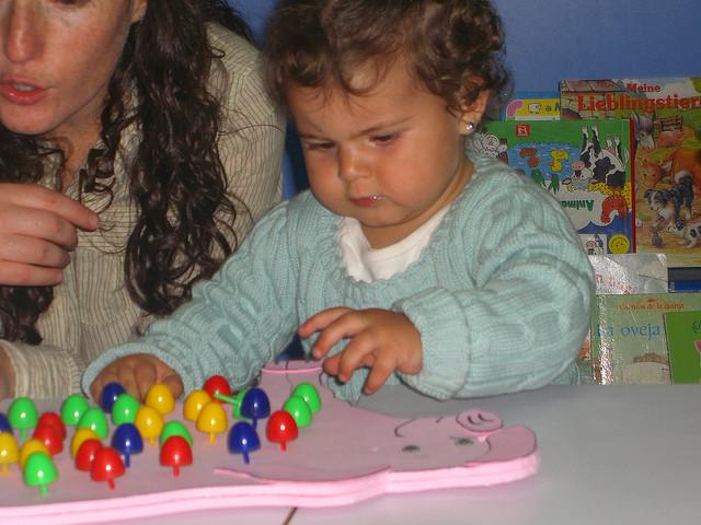 Estimulación temprana hasta los 6 años