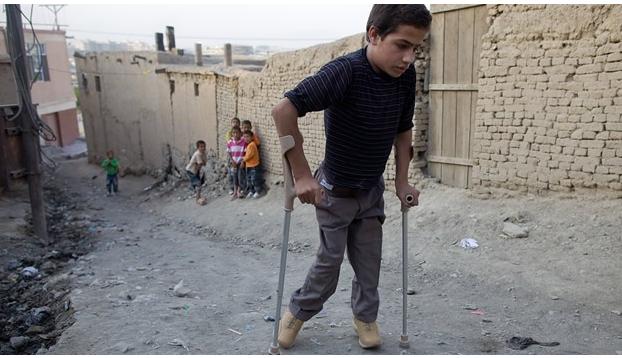 OMS confirma un brote de polio en Siria